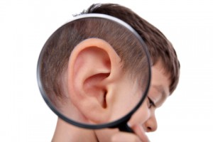 © Borisovv Dreamstime.com - Magnifying Ear Photo